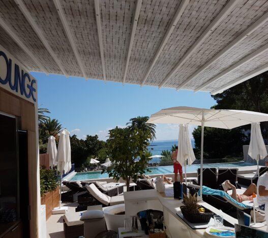 Instalación Alero Hotel Lounge